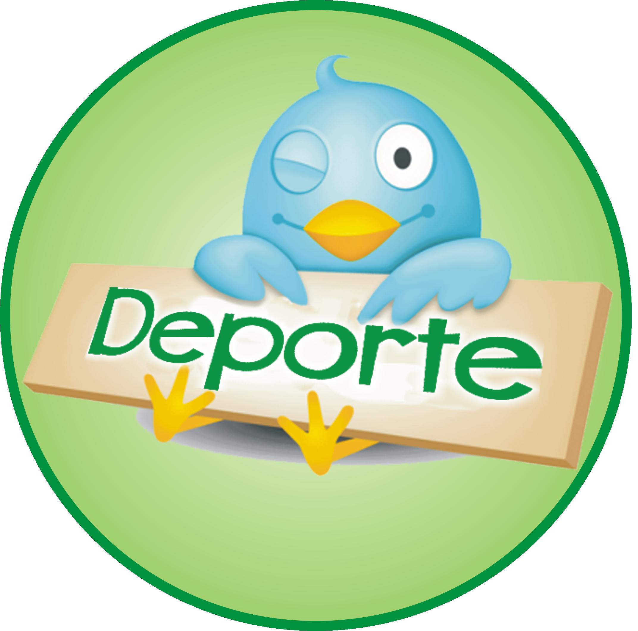 Logo deporte
